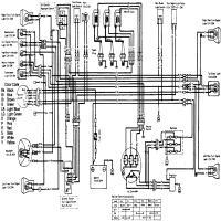 Diagrama kawasaki s1b c kh250 s3