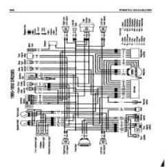 Honda Cb750 Wiring Diagram 1998 Ford Expedition Radio Diagrama Suzuki Dr250 Dr350