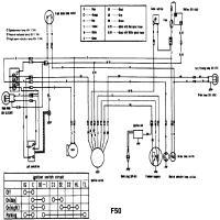 yamaha virago 250 wiring diagram vw sharan diagrama suzuki f50