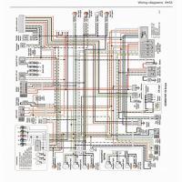 Diagrama suzuki gsx600f gsx750f