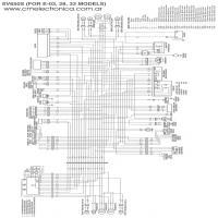 Diagrama suzuki sv650s e03