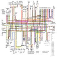 Diagrama suzuki tl1000