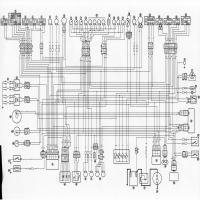 Diagrama yamaha fz750