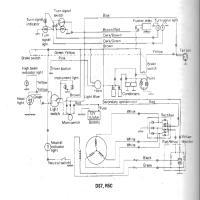 yamaha virago 250 wiring diagram 2001 subaru forester diagrama rd350