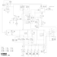 Diagrama yamaha tt600re