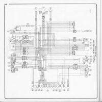 Diagrama yamaha tzr125 dt125 sm haynes