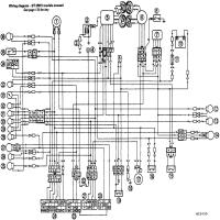 Diagrama yamaha tzr5