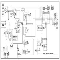 Diagrama yamaha wr450f 04