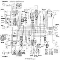 94 Yamaha Kodiak 400 Wiring Diagram. Diagram. Auto Wiring