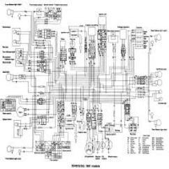 Kz1000 Wiring Diagram Generator Transfer Switch Diagrama Yamaha Xs400
