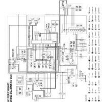Diagrama yamaha xv1700