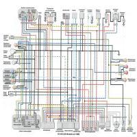 Diagrama yamaha xv535