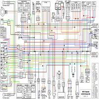 Diagrama yamaha xz550