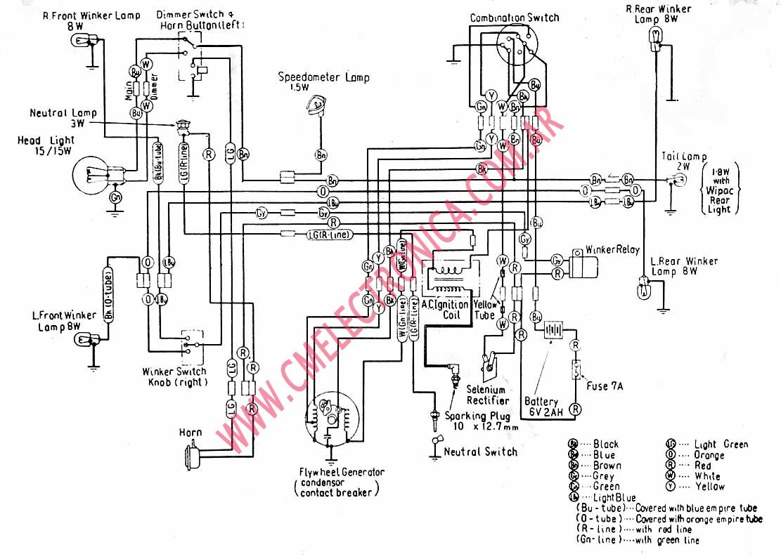 1997 Gsx 800 Wiring Diagram Switch Diagrams ~ Elsavadorla