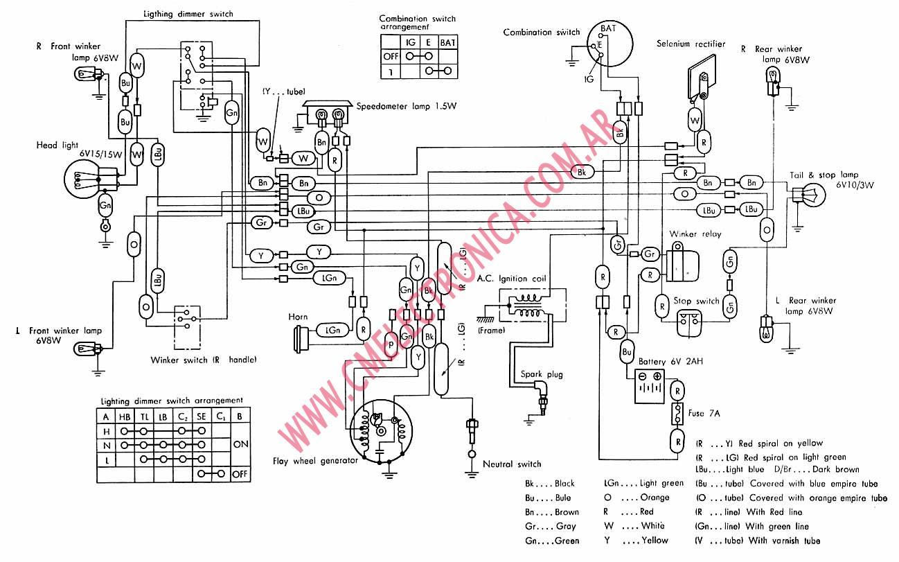 honda c50?resize\=1298%2C811 2004 honda foreman wiring schematic wiring diagrams 1998 honda foreman 400 wiring diagram at edmiracle.co