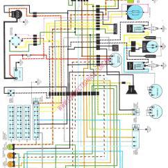 2000 Yzf R6 Wiring Diagram Firestorm Led Tailgate Light Bar Diagrama Honda Cb 250 350