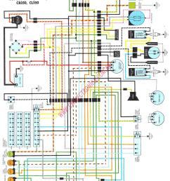 diagrama honda cb 250 350 1971 honda ct70 wiring diagram honda rancher 350 wiring diagram [ 1565 x 2100 Pixel ]