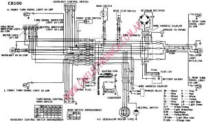 HONDA WAVE 100 WIRING DIAGRAM FREE DOWNLOAD  Auto