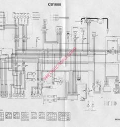 honda cb 1000 wiring diagram [ 2420 x 1879 Pixel ]