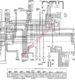 diagrama honda cb400n superdream [ 1801 x 1194 Pixel ]