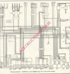 diagrama honda cb750f cb900f antenna wiring diagram painless wiring diagram [ 1589 x 1168 Pixel ]