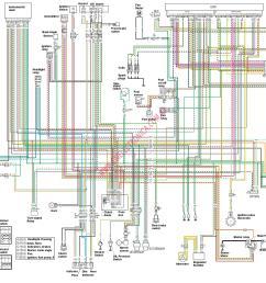 honda hornet wiring diagram 2004 honda 599 specs 2004 honda horror [ 3033 x 2032 Pixel ]