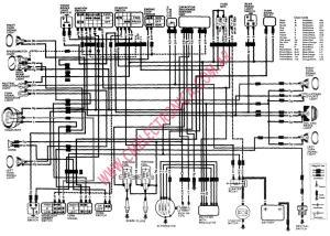 Diagrama honda rebel cmx250 87 89