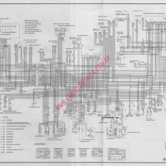 1982 Honda Gl1100 Wiring Diagram 2 Humbucker Cm200 Cb200 Odicis