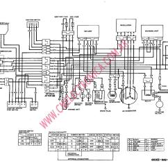Yamaha 350 Warrior Wiring Diagram 220 Volt 3 Phase Motor 1998 Big Bear Kawasaki