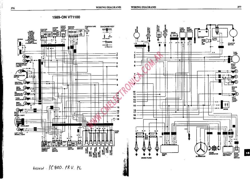 medium resolution of 1999 honda shadow wiring diagram wiring diagram used 1999 honda shadow 600 wiring diagram honda shadow 600 wiring diagram