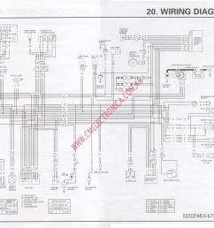 vtx 1300 wiring diagram 2 honda vtx1300 [ 2500 x 1560 Pixel ]
