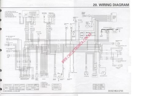 small resolution of  vtx 1300 wiring diagram 2 honda vtx1300