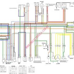 Honda Xr 125 Wiring Diagram Ford Truck Trailer Diagrama Xr125 Color