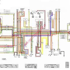 Kawasaki Wiring Diagrams Chevrolet Alternator Diagram Ninja 250 Ignition Ktm