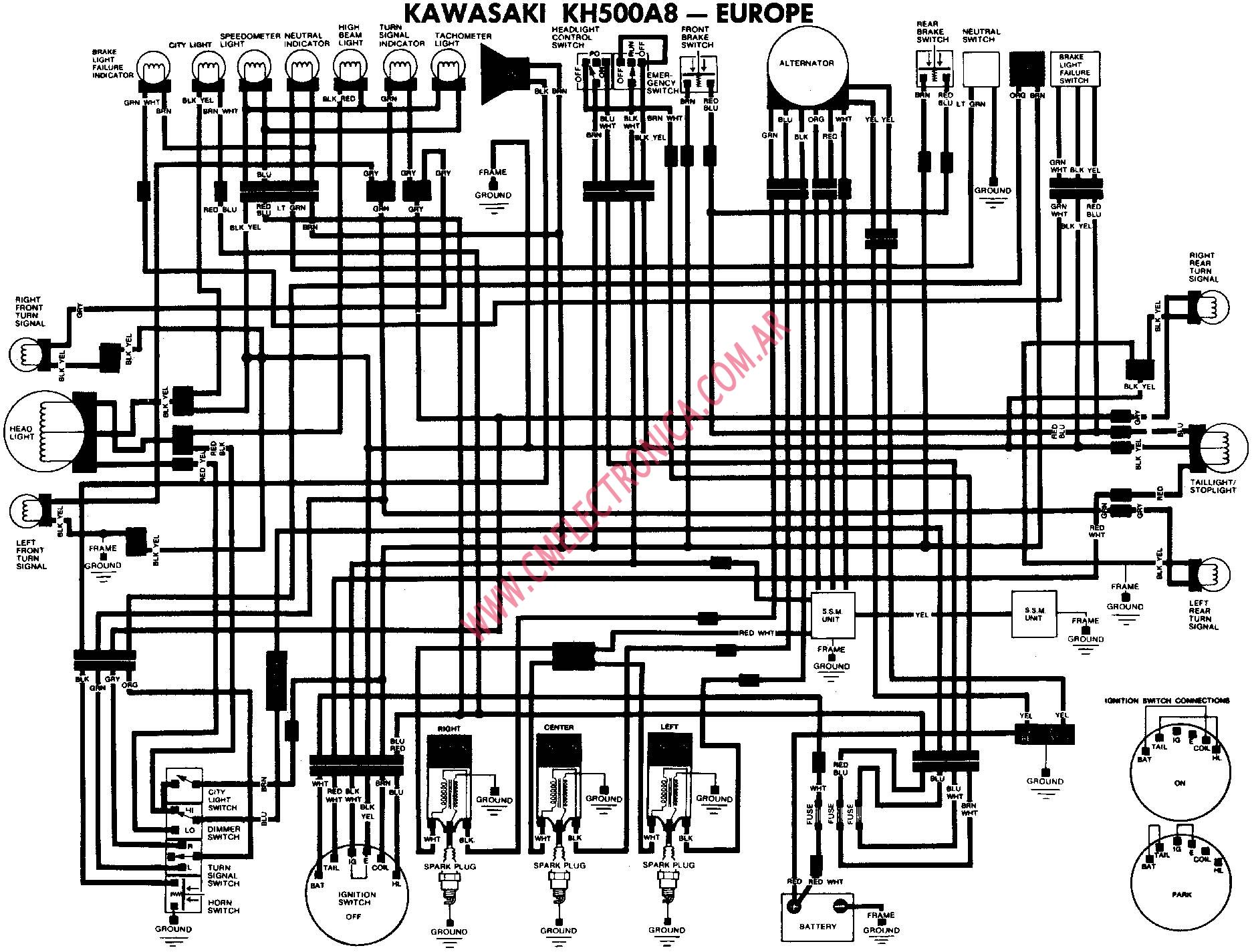 Kawasaki Brute Force 750 Wiring - Wiring Diagram M4 on