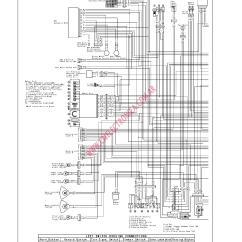 Yamaha Raptor 700 Wiring Diagram Volkswagen Jetta Radio Diagrama Kawasaki Kle650 Versys