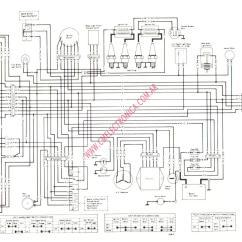 1982 Kz1000 Wiring Diagram Guitar Wire Kawasaki Motorcycle Diagrams 83 Get Free