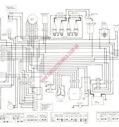 kz1000 wiring diagram  [ 2472 x 1614 Pixel ]
