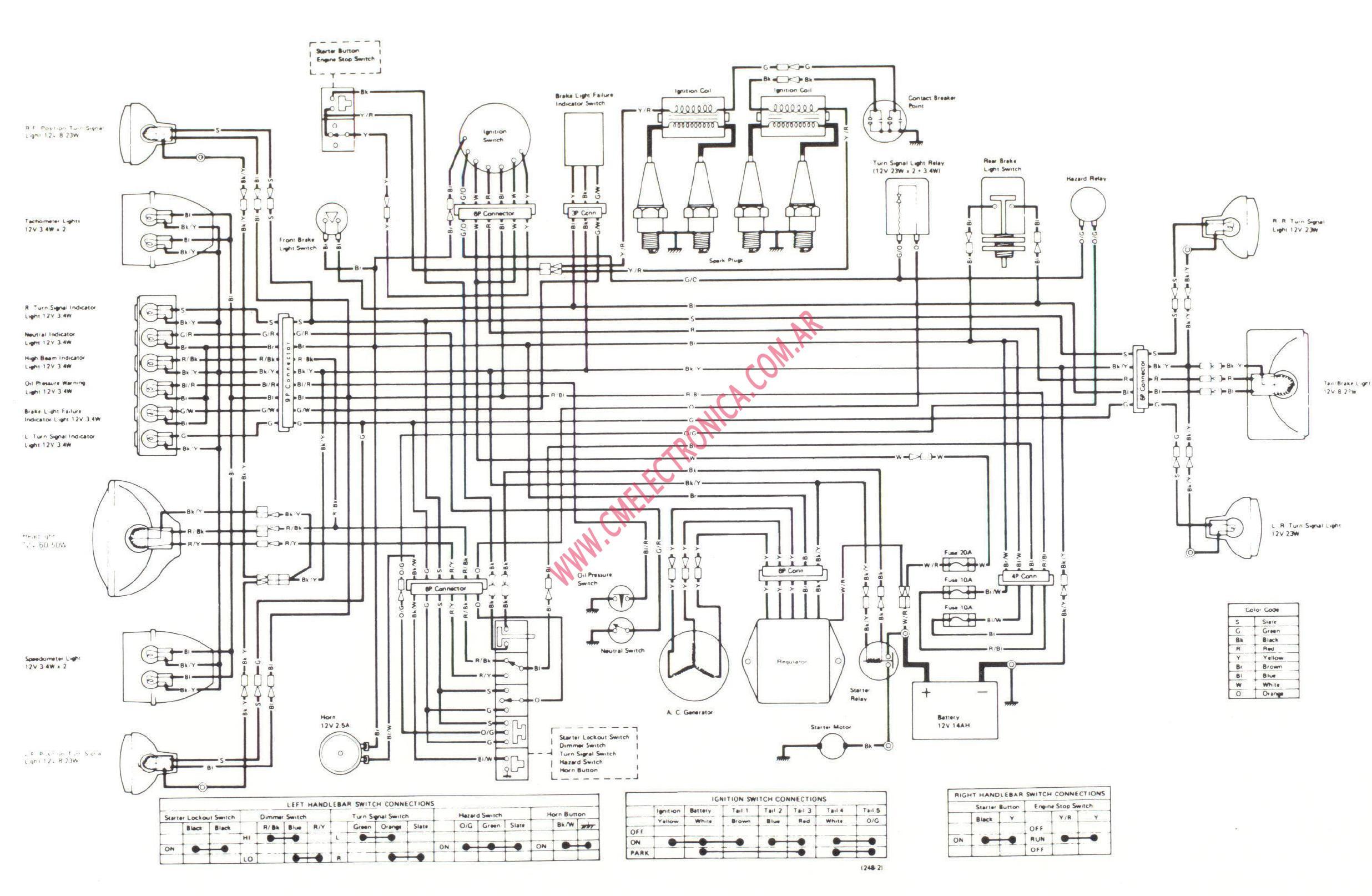 1978 kz1000 wiring diagram different ear piercings kawasaki motorcycle diagrams 83 get free