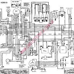 1978 Kz1000 Wiring Diagram Drawing 2002 Kawasaki Prairie 360 - Data