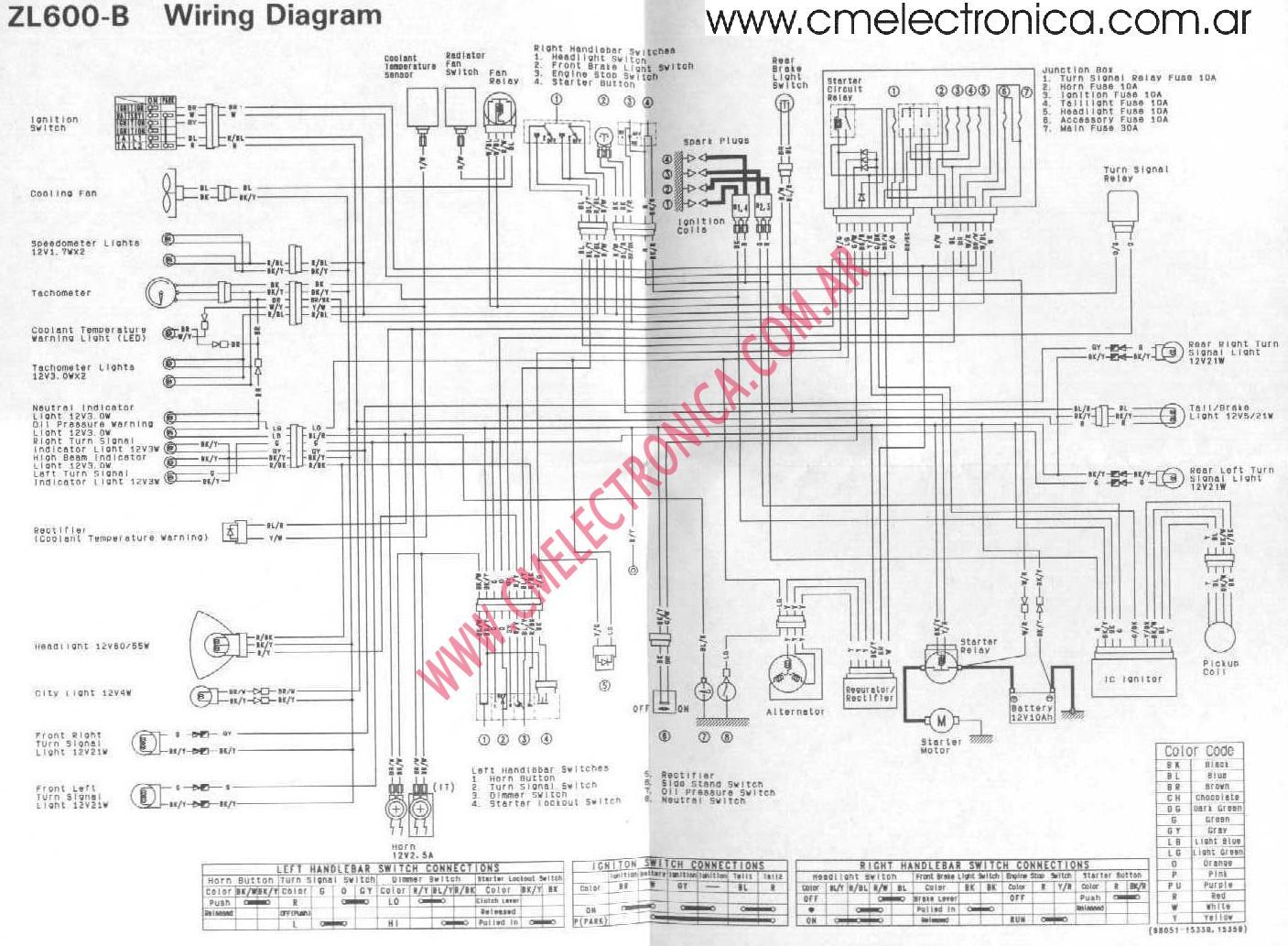 honda xl70 wiring diagram