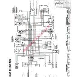 kawasaki zrx1100 300ex wiring diagram 300ex diy wiring diagrams manual and at cita [ 1306 x 1877 Pixel ]