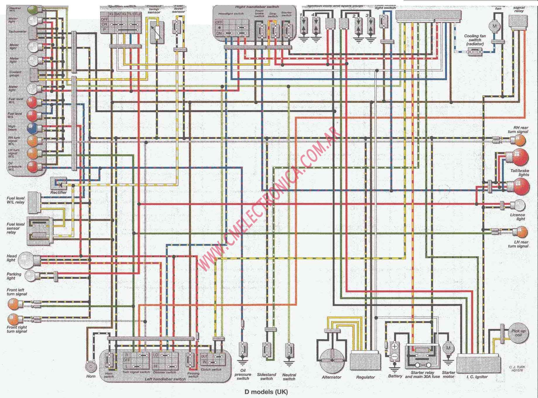 hight resolution of www cmelectronica com ar wiring diagram imagenes k rh 64 boptions1 de 2005 zx6r 636 rear wiring harness 2004 kawasaki zx6r wiring diagram