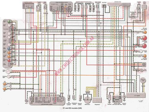 small resolution of 98 kawasaki zx6r wiring diagram images gallery
