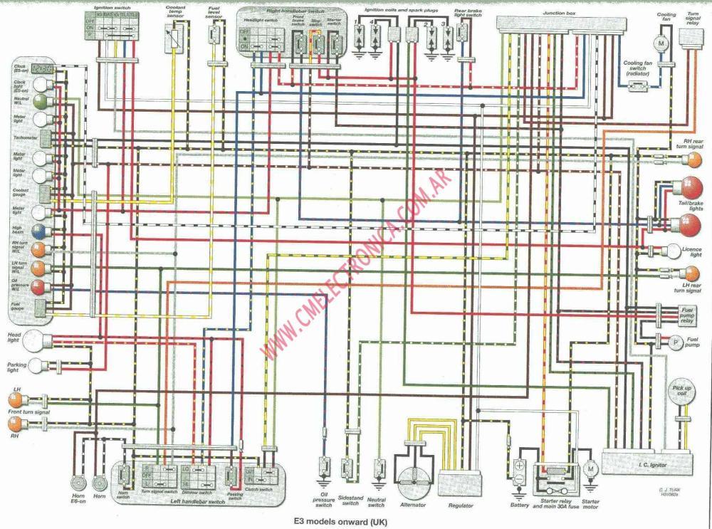 medium resolution of diagrama kawasaki zzr600 99 on diagrama kawasaki zzr600 source zzr600 wiring diagram