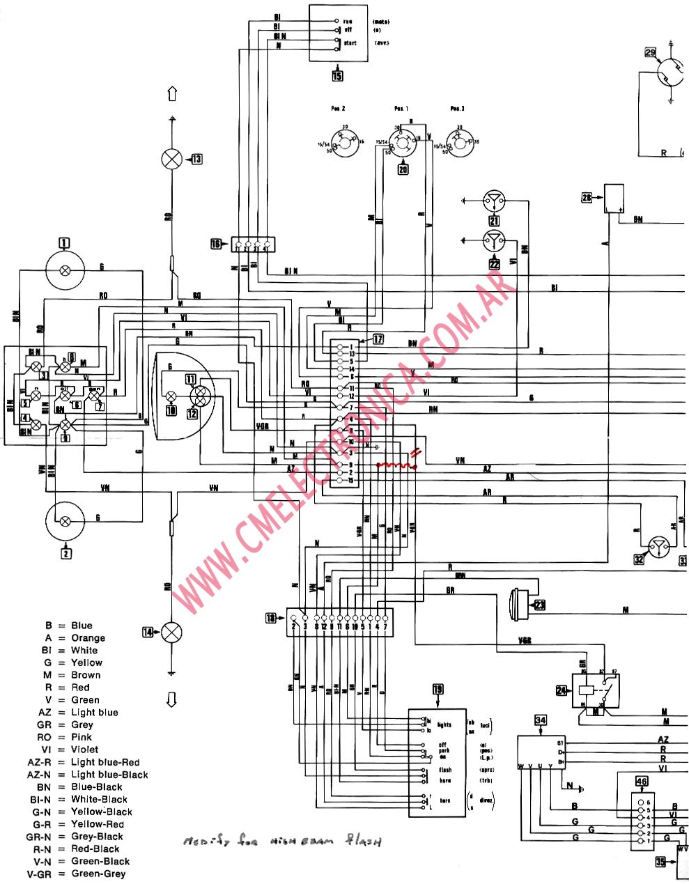 8 pin cdi wiring diagram pin cdi to pin stator pin relay