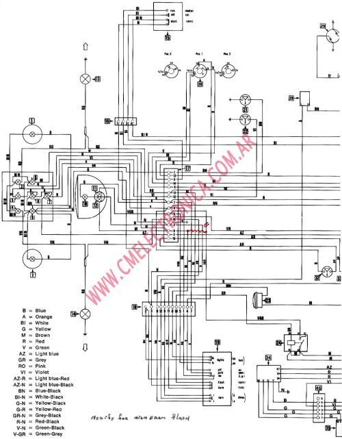 small resolution of pin cdi wire diagram automotive wiring diagrams moto guzzi flasher pin cdi wire diagram moto guzzi