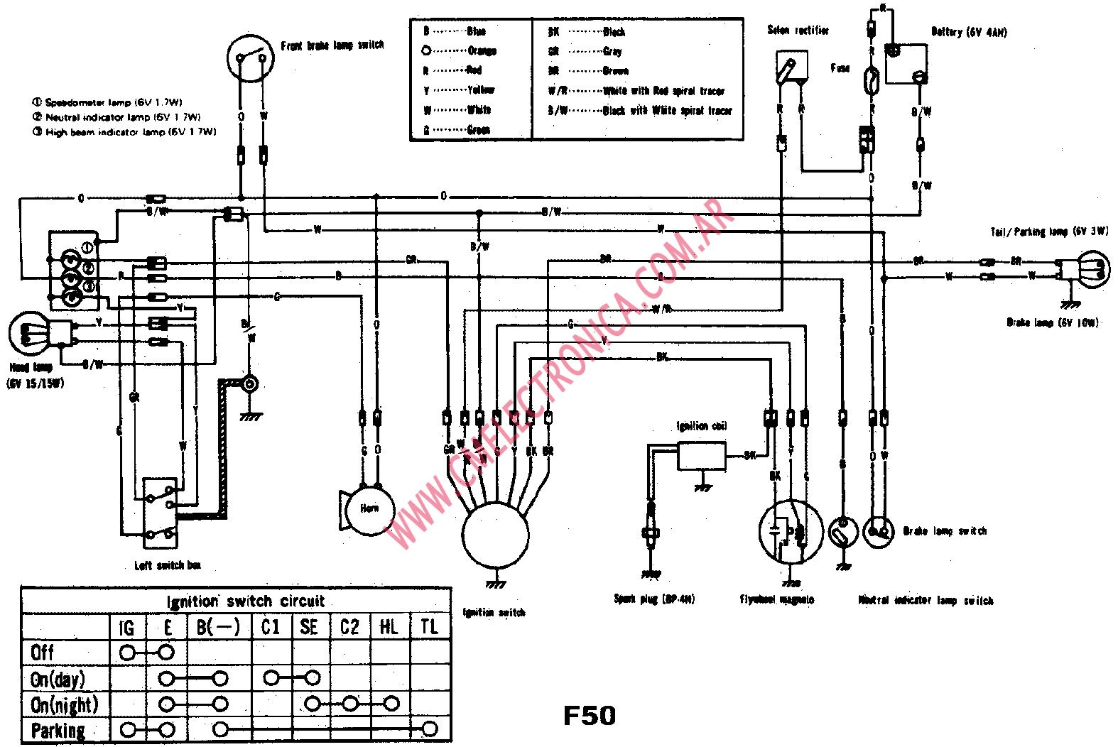 Wiring Diagram For A 1996 Suzuki Intruder 1400. Suzuki