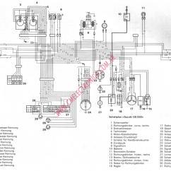 1981 Suzuki Gs550 Wiring Diagram Nes Controller Honda Shadow Vt1100 Get Free Image