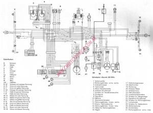 Diagrama suzuki gs550